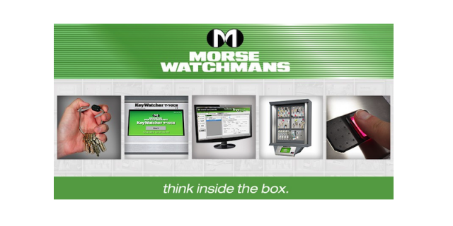 Morse Watchmans Showcases KeyWatcher Touch at ISC East 2017